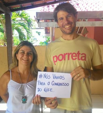 Lucenir Gomes e Juca Cunha